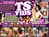 TS Vids - The largest collection of DVD quality shemale movies!
