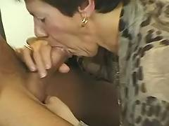 Grandma hungry for a cock
