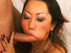 Delightful Asian whore loves...