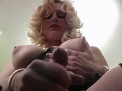 Fetish shemles jerk off